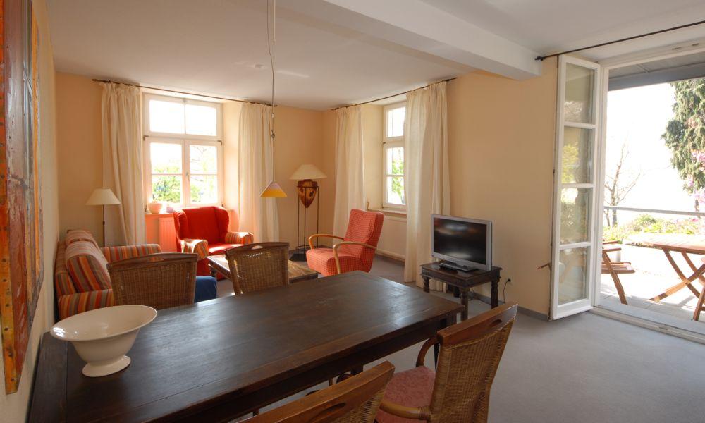 Esszimmer Wohnung 111