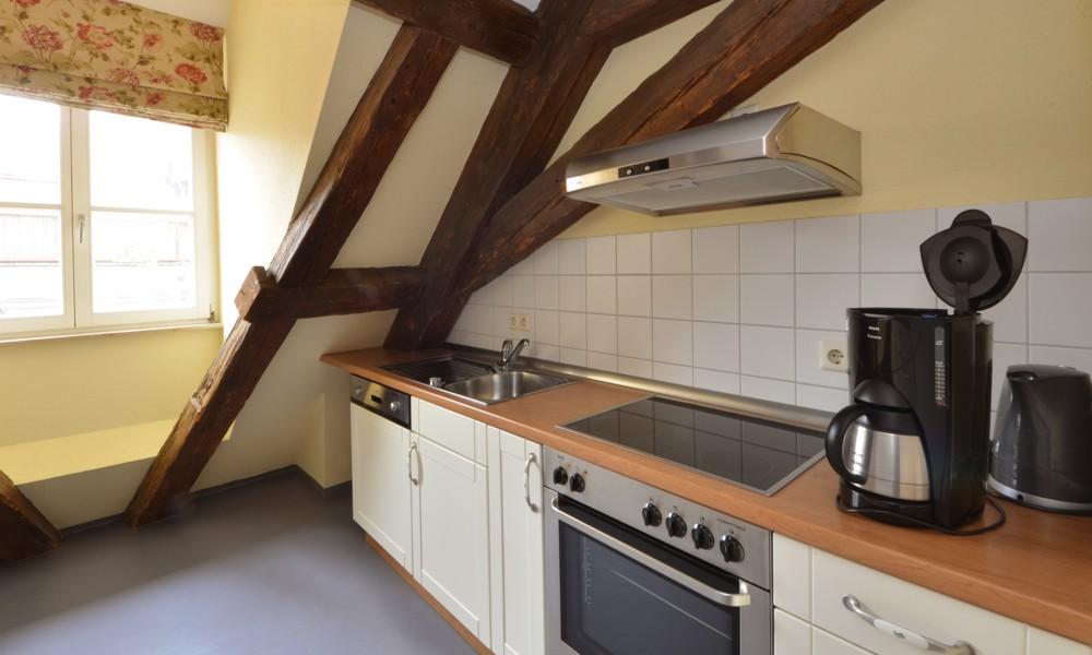Küche Wohnung 1111