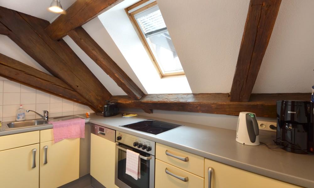 Küche Wohnung 1212