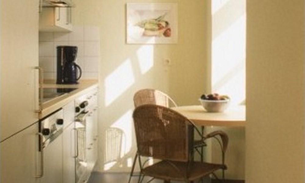 Küche Wohnung 222
