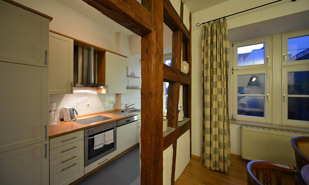 Küche Wohnung 777