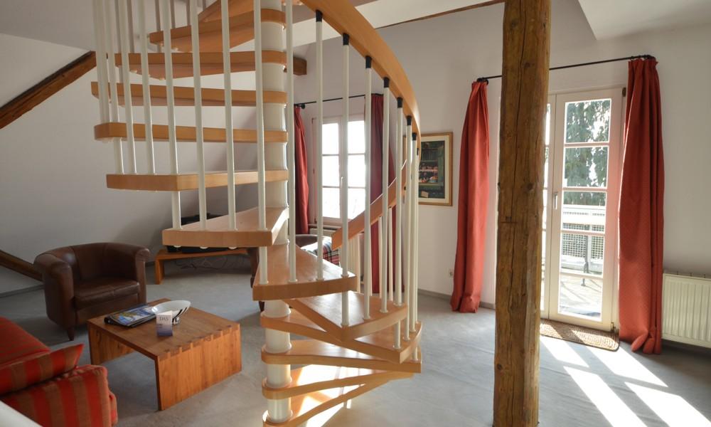 Treppe Wohnung 888