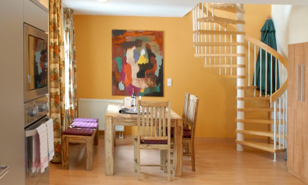 Esszimmer Wohnung 1414