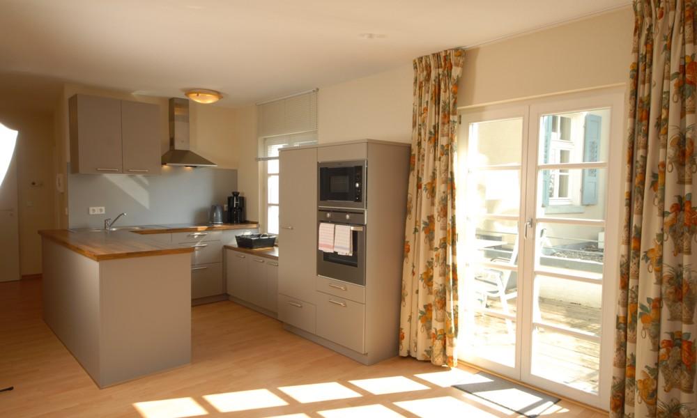 Wohnküche Wohnung 1414